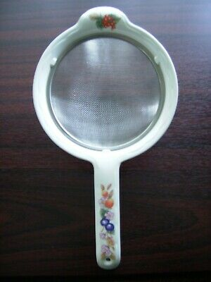 Fresh Fruit Sieve Johnson Brothers New Unused  RARE ! • 14.99£