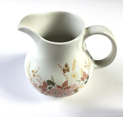 Boots Hedge Rose Large Stoneware Jug Height 5.5  • 2.70£