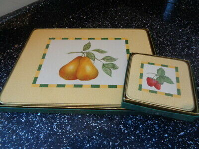 Churchill Somerset Set Of 6 Placemats • 25£