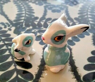 Wade Rabbit Mother And Baby In Excellent Condition • 18£