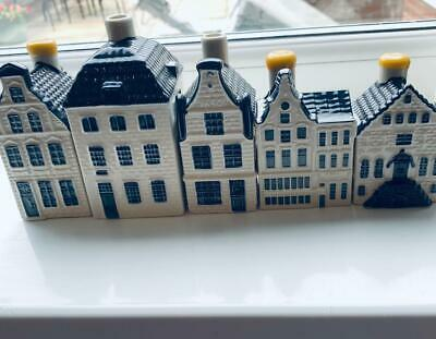 KLM Houses Delft Collectibles X 11 • 38£