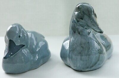 Duck & Duckling Rye Pottery By David Sharp  • 36£