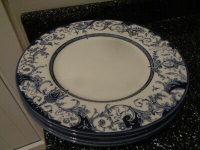 Queens The Royal Palaces Dinner Plates X 3 • 36£