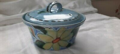 Vintage Buchan Scottish Pottery Portobello Casserole Dish  Edinburgh  Design • 10£