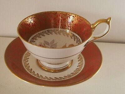 Aynsley Cup And Saucer • 59.99£