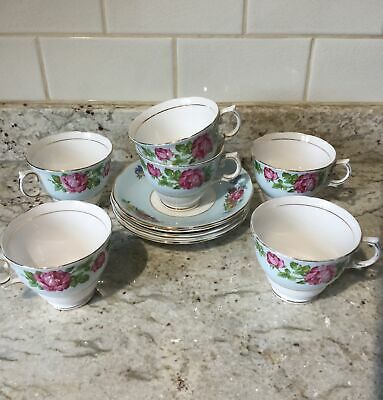 Colclough Tea Set • 8.99£