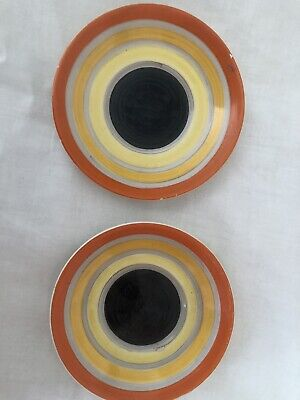 Two Grays Pottery  Saucers • 8.50£