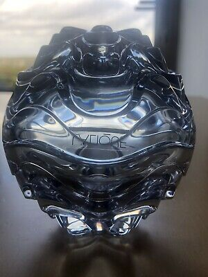 Lalique Crystal Vibration Box Blue Luster Brand New In Original Packaging • 250£