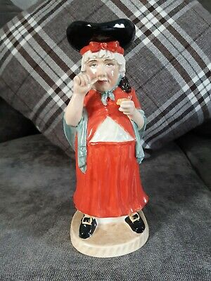 Large Kevin Francis 'The Snuff Taker' Toby Jug • 100£