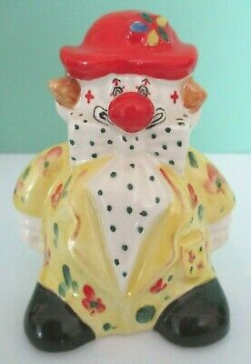 Oldcourt Ware Hand Painted - Bobo The Clown - Limited Edition No 301 Of 750 • 7.59£