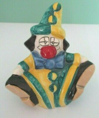 Oldcourt Ware Hand Painted - Louis The Clown - Limited Edition No 360 Of 750 • 7.59£