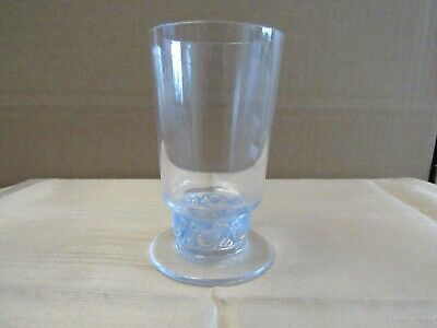 RENE LALIQUE French Art Deco 'Dampierre' Small Glass  • 30£