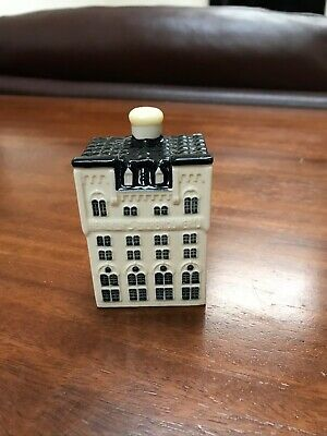 KLM Delft Miniature House Number 95 Amsterdam • 12.49£