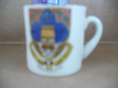 Arcadian Crestware - Small Cup - Aberdare 1871 ? • 9.99£