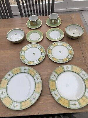Marks And Spencer Home Yellow Rose China • 6£