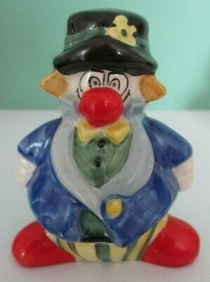 Oldcourt Ware Hand Painted - Sonny The Clown - Limited Edition No 301 Of 750 • 7.59£
