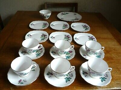 Vintage Royal Vale Bone China Tea Set - Unused > Please See List • 30£