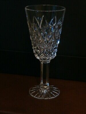 Tyrone Crystal SPERRINS Sherry / Wine Glass -Stamped - Ex Cond • 6.99£
