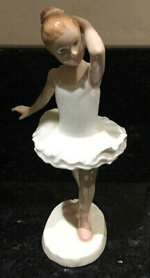 Royal Doulton Bone China Little Ballerina Figurine Collectable Hn3395. Perfect • 11.50£