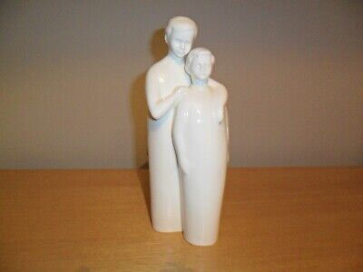 Royal Doulton White China  Brothers Hn3191  In Excellent Condition!! • 32£