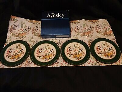 Aynsley Somerset 4 X Coasters Boxed  • 3.50£