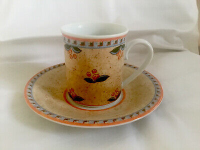 Villeroy And Boch Switch 4 Mug And Saucer 2 Available • 25£
