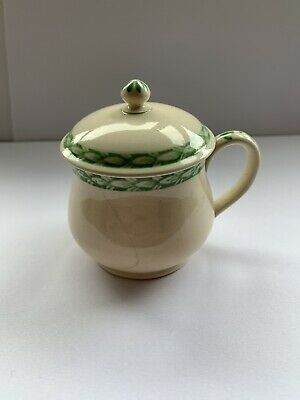 Creamware Pottery Custard Cup & Cover C1800 Possibly Leeds  • 9.99£