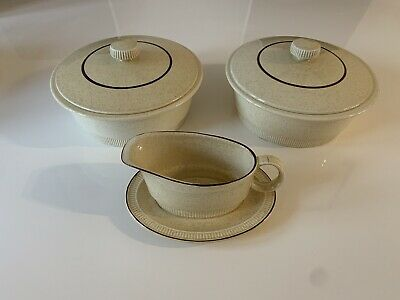Poole Pottery Broadstone Dinner Set • 75£