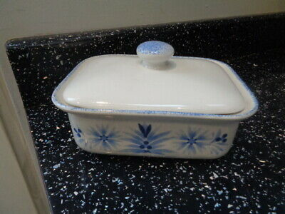 Marks And Spencer Provence Lidded Butter Dish • 25£