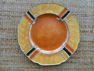 Charlotte Rhead Stitch Plate Pattern 3274 By Crown Ducal In Excellent Condition • 55£