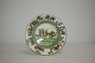 Very Rare Royal Doulton Bayeux Tapestry Collectors Plate D2873 • 25£