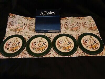 Aynsley Somerset 4 X Coasters Boxed  • 2.50£
