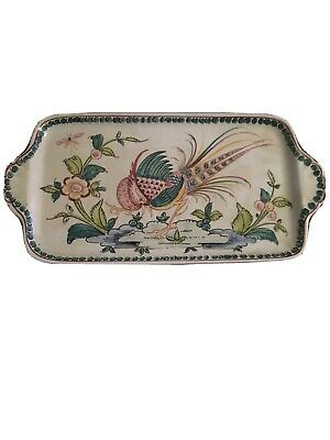 Anfora Agueda Hand Painted Tray • 10£