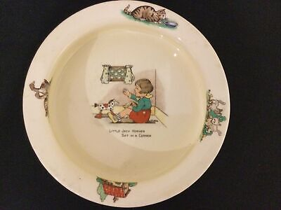 Vintage Childrens Eating Bowl • 5.99£