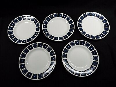 5 Midwinter Madeira 7 Inch Side Plates • 7.99£