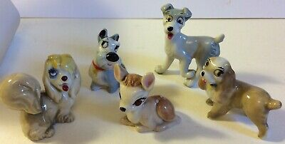 Collection Of Vintage Wade Disney Figures • 18£