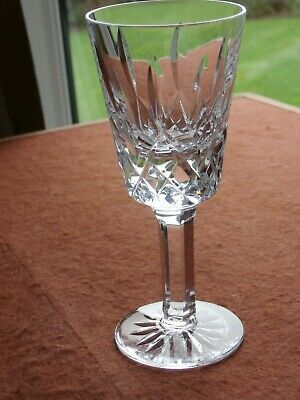 Tyrone Crystal ROSSES Sherry / Wine Glass - Ex Cond • 4.99£