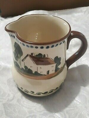 Motto Ware Milk/Cream Jug  Hope Well And Have Well  • 5.50£