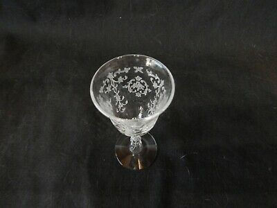 Fostoria Navarre Clear Crystal Cordial 3 7/8  Tall, Excellent! • 13.26£