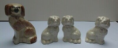 Staffordshire Figure Dogs • 8£