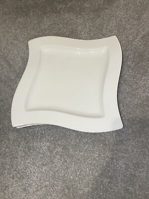 Villeroy And Boch New Wave Plates • 10.50£