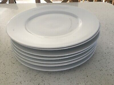 Marks And Spencer Maxim White Plate Set • 10.30£