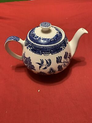Vintage / Rare Alfred Meakin Teapot (old Willow England)  • 0.99£