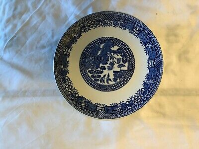 Swinnertons  Old Willow  6x Side Plates Blue, Good Condition • 6£