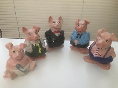 Wade NatWest Pigs • 100£