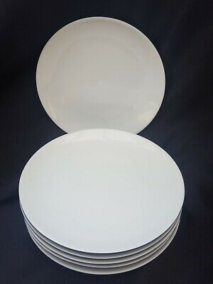Raymond Loewy Rosenthal Continental Charcoal 6  Side Plates X 6 • 89.99£