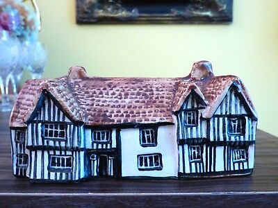 Rare Large Tey Pottery Britain In Miniature  NORFOLK • 28£