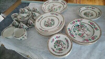 Stunning Maddock INDIAN TREE China Multiple Listing Tea & Dinner Ware You Choose • 5.99£
