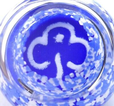 Caithness Girl Guide Paperweight Small • 14.99£