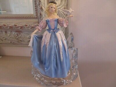 *rare* Franklin Mint Tall Princess Of The Ice Palace Figure 11 Inch *excellent* • 44£